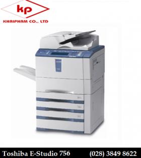 Máy photocopy Toshiba ES 756