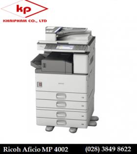 máy photocopy Ricoh Aficio MP4002