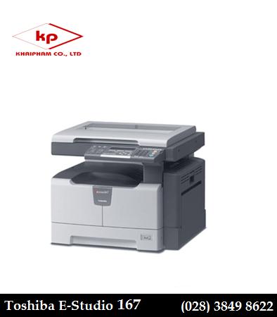 máy photocopy toshiba 167