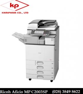 Máy photocopy Ricoh Aficio MP C2003SP