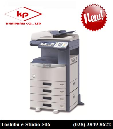 Máy Photocopy Toshiba e-Studio 506