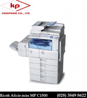 Máy photocopy Ricoh Aficio màu MP C1500