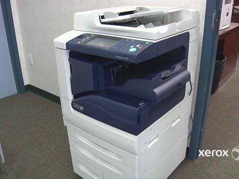 may photocopy xerox 5330